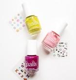 Afwasbare Nagellak Beauty Snails per 12 stuks
