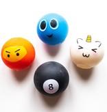 Relax Balls Funny Foam per 12 stuks