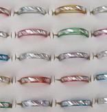 Ring Kleur per 24 stuks