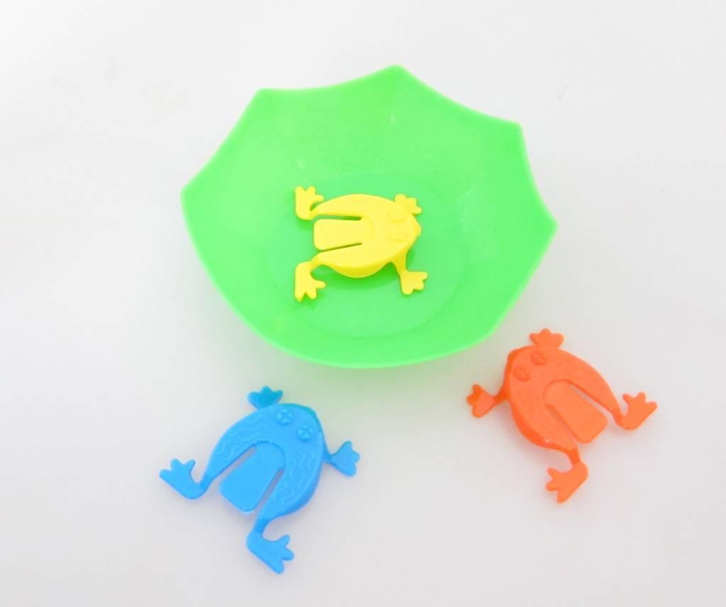 Vlooienspel 'Jumping Frog' per 12 stuks