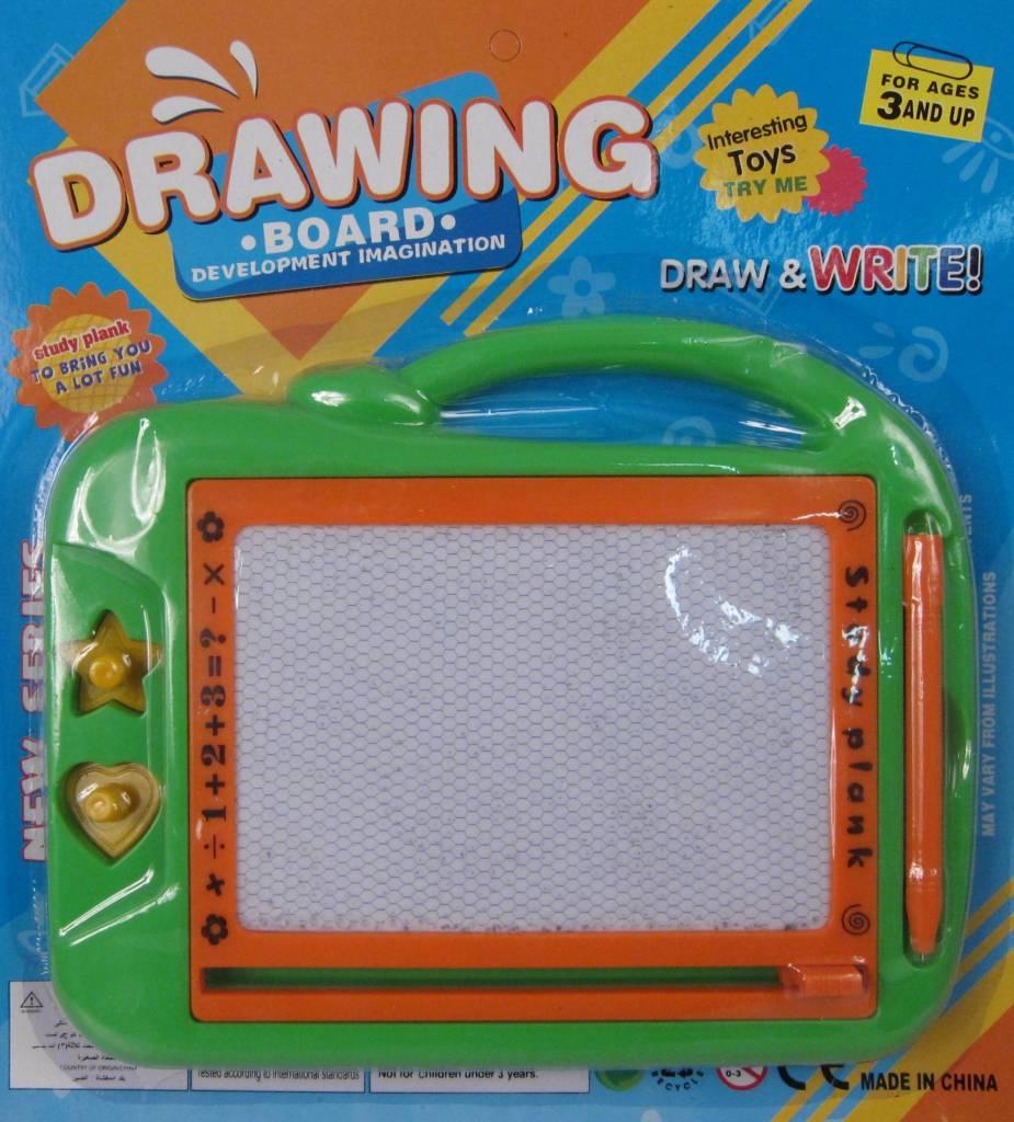 Planche à dessin magnétique