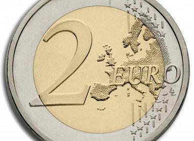 1 € tot 2 €