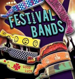 Festival bracelets par 24 pcs