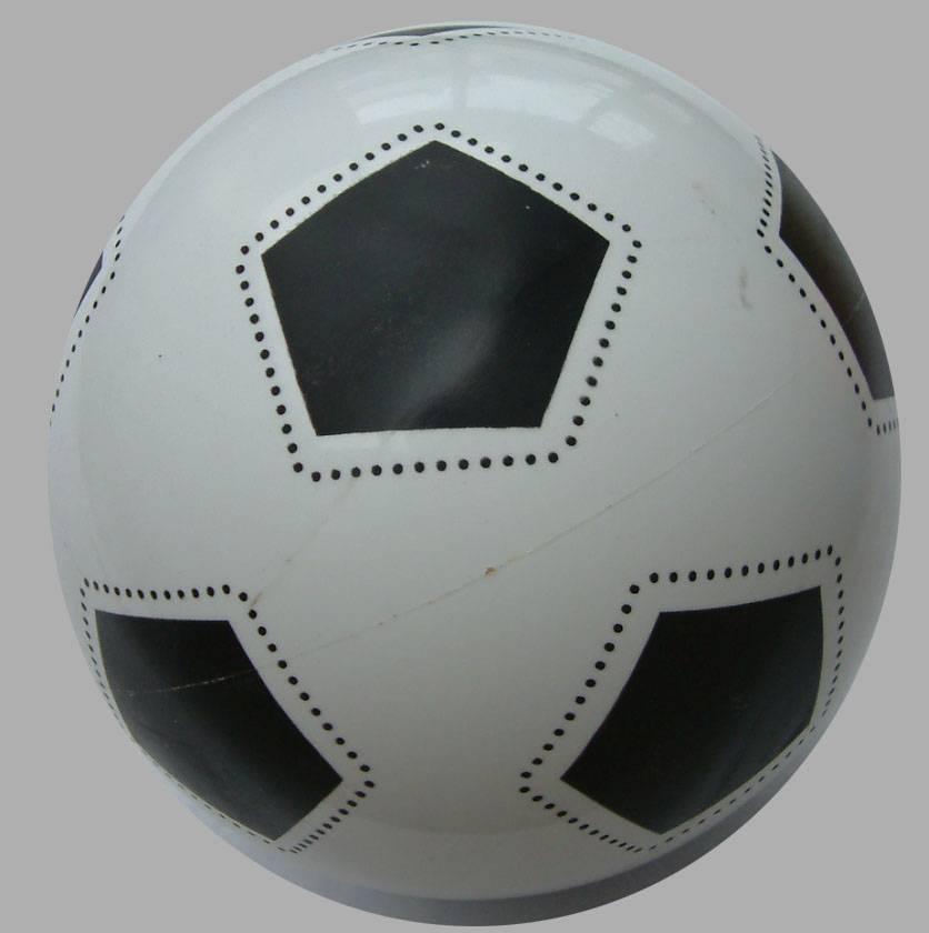 Tele bal, kleurenmix, per 24 stuks, niet opgeblazen, met handpomp