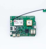 SODAQ SARA Arduino Form Factor (AFF) R412M  including PCB Antenna and Battery