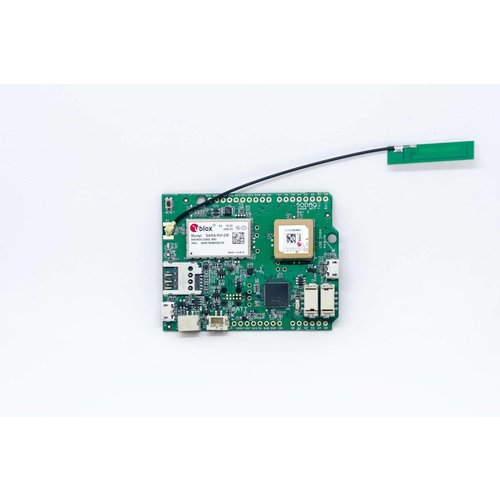 SODAQ SODAQ SARA Arduino Form Factor (AFF) R412M  including PCB Antenna and Battery