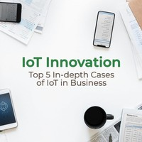 IoT Innovation: Top 5 In-depth Cases of IoT in Business