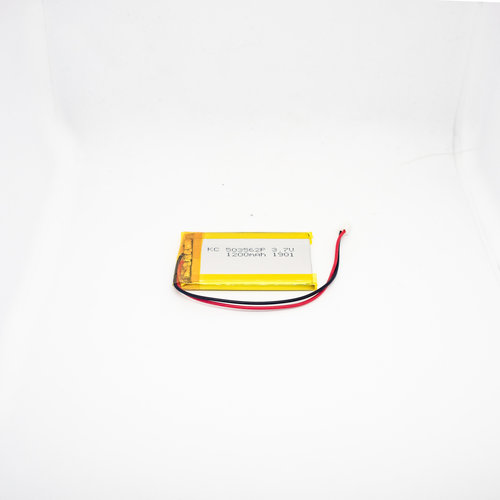 Lithium Ion Polymer Battery 1.2 Ah