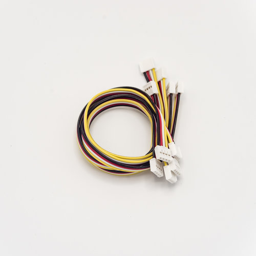 Seeedstudio Universal 4 pin Unbuckled Cable 20cm (5pcs.)