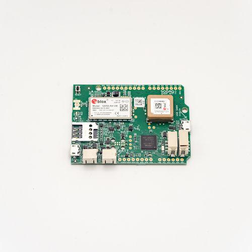SODAQ SARA  Arduino Form Factor (AFF) R410M including PCB Antenna