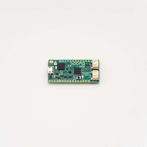 SODAQ SARA Small Form Factor (SFF) N211 including PCB Antenna and GPS Antenna