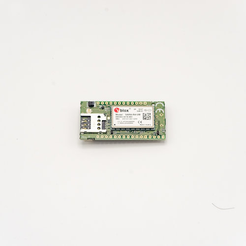 SODAQ SARA Small Form Factor (SFF) R410M including PCB Antenna and GPS Antenna
