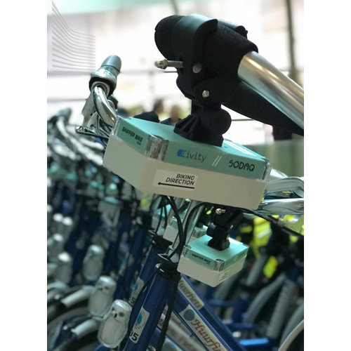 SODAQ SODAQ Sniffer Bike - Moving Air Quality Monitoring Device