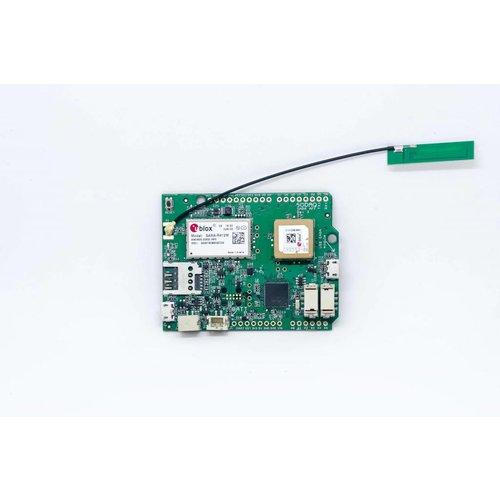 SODAQ SODAQ Arduino Form Factor (AFF) SARA-R412M u-blox edition. Complete out-of-the-box asset tracker.