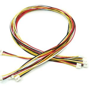 Seeedstudio Universal 4 pin buckled 40cm cable (5pcs.)