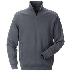 Sweaters met zipneck
