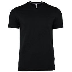 T-shirt V-hals Kariban