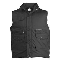 Multipocket Bodywarmer Grijs Sale