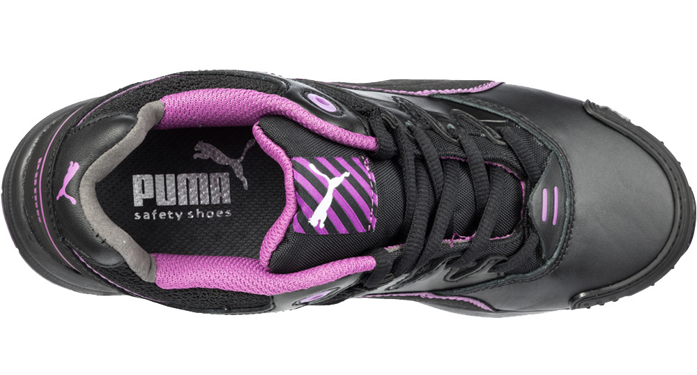 Puma dames werkschoenen 64288 | Veel keus & altijd goedkoper ...