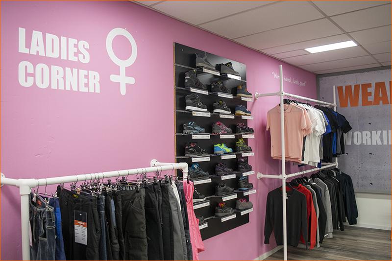 Werkschoenen Dames Winkel.Werkkleding En Werkschoenen Winkel In Wijk Bij Duurstede Wear2work