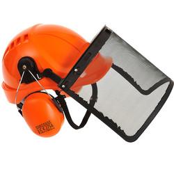 Zaaghelm oranje PW98