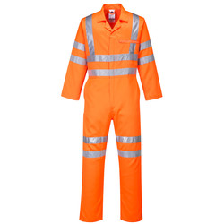 High-visibility Overall oranje RT42