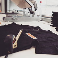 Het bedrukken van werkkleding, doen!