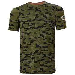 T-shirt Kensington Camouflage Helly Hansen