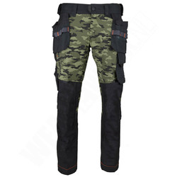 Werkbroek Chelsea Evolution Camouflage Helly Hansen