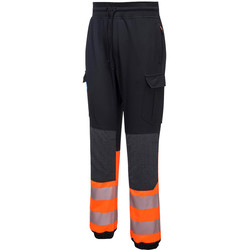 Portwest stretch werkbroek KX3 Oranje
