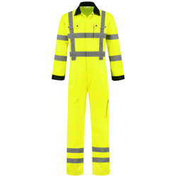 RWS Overall high-visibility geel