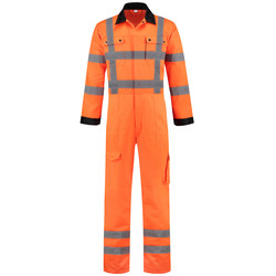 RWS Overall high-visibility oranje