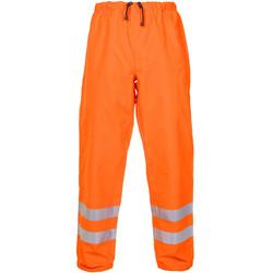 RWS regenbroek Hydrowear Ursum oranje