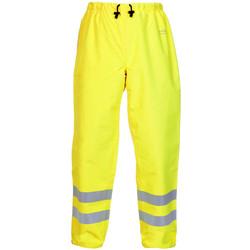 RWS regenbroek Hydrowear Ursum geel