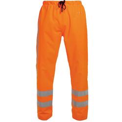 RWS regenbroek Hydrowear Bangkok oranje
