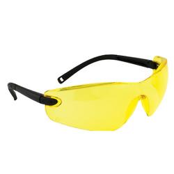 Veiligheidsbril met Amber gekleurde glazen