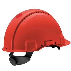 Veiligheidshelm Peltor 3M Rood