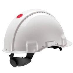 Veiligheidshelm Peltor 3M Wit