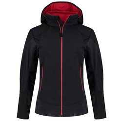 Dames softshell jas Venture stretch Macseis