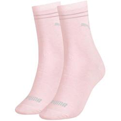 Dames Puma sokken 2-pack Roze