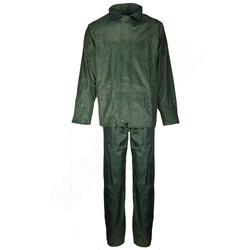 Regenpak PVC 4010 Groen