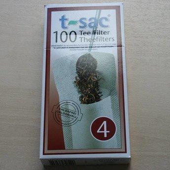 t-sac Papierfilter t-sac, Kannenfilter Gr. 4