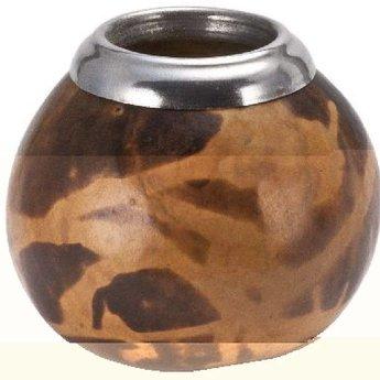 Kalebasse Kürbis mit Metallring