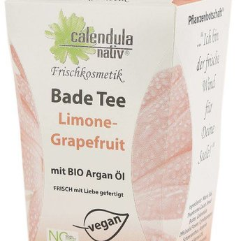 calena Badetee Limone-Grapefruit, vegan