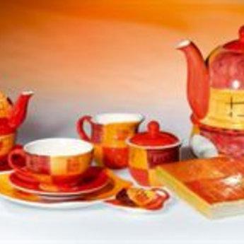 Serie Patricia Keramik Dessertteller