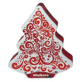 Walkers - Christmas Tree, 225 g Dose