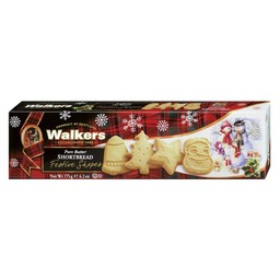 Walkers -Festive Shapes, 175 g
