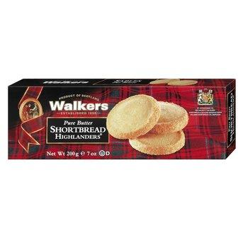 Walkers - Shortbread Highlander 200g