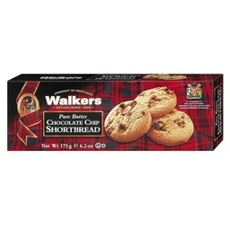 Walkers - Chocolate Chip 175g