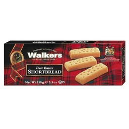 Walkers - Shortbread Fingers 150g